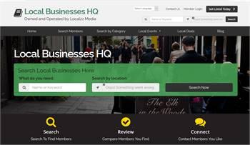 Local Businesses HQ  - LocalBusinessesHQ.com