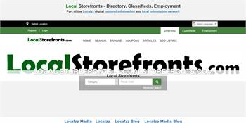 Local Storefronts - Directory, Classifieds, Employment