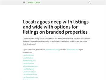 Localzz Blog - LocalzzBlog.com